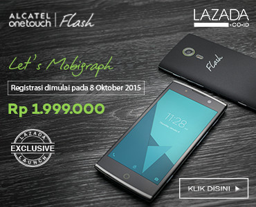 Kelemahan & Kelebihan Alcatel Flash 2 Lazada