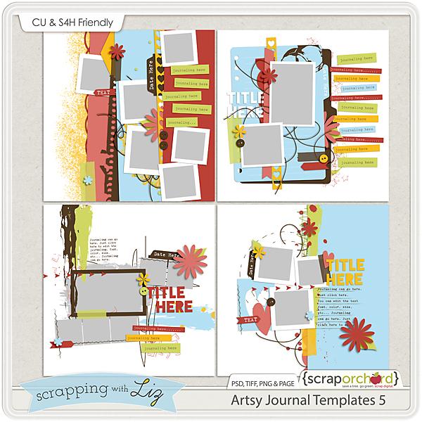http://scraporchard.com/market/Artsy-Journal-5-Digital-Scrapbook-Templates.html