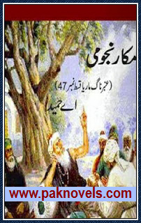 Makkar Najumi  Urdu Novel by A Hameed