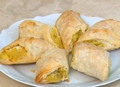 Sahrap Soysaldan Patatesli Kol Böreği - Videolu Tarifi