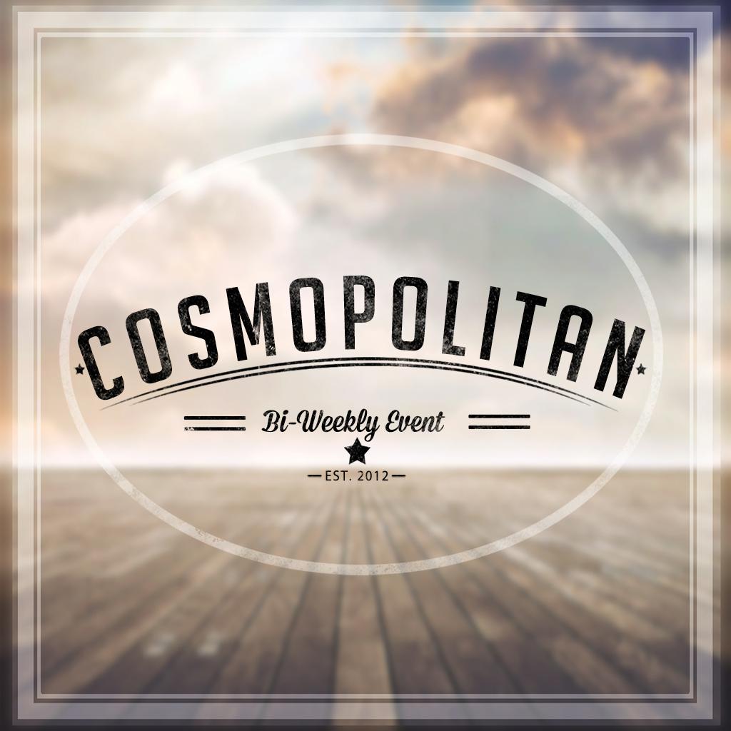 I blogged ♥ COSMOPOLITAN