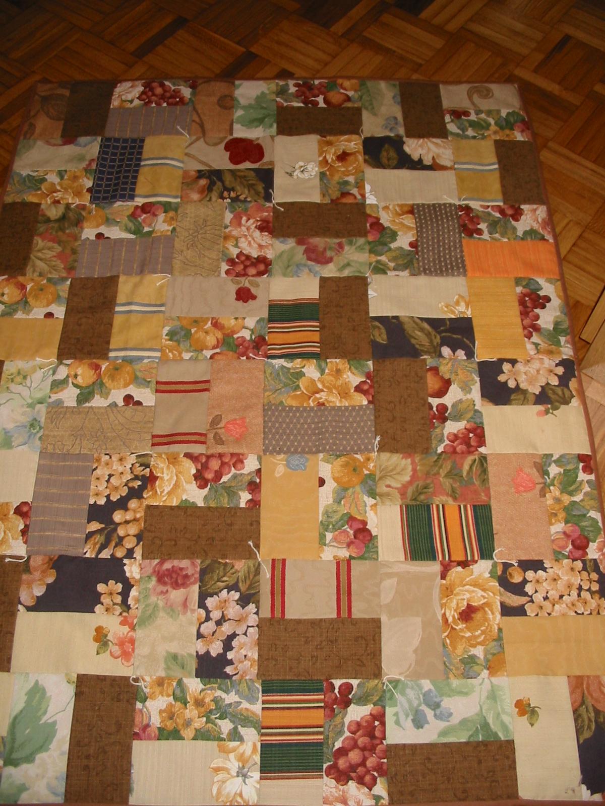 Espe patchwork alfombra - Telas para alfombras ...