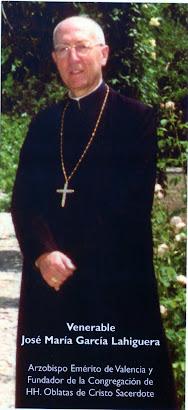 Venerable José María García Lahigera