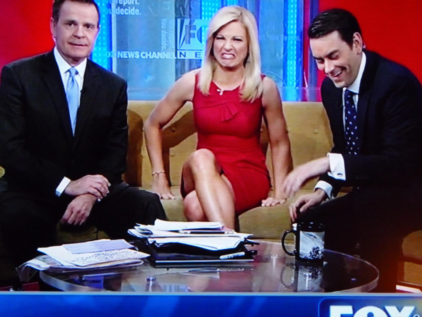 "FNC, Kooiman hosted ""Fox News Rising,"" a four-hour long morning news"