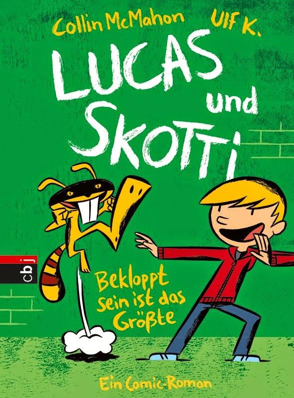 Lucas und Skotti #2; 2014
