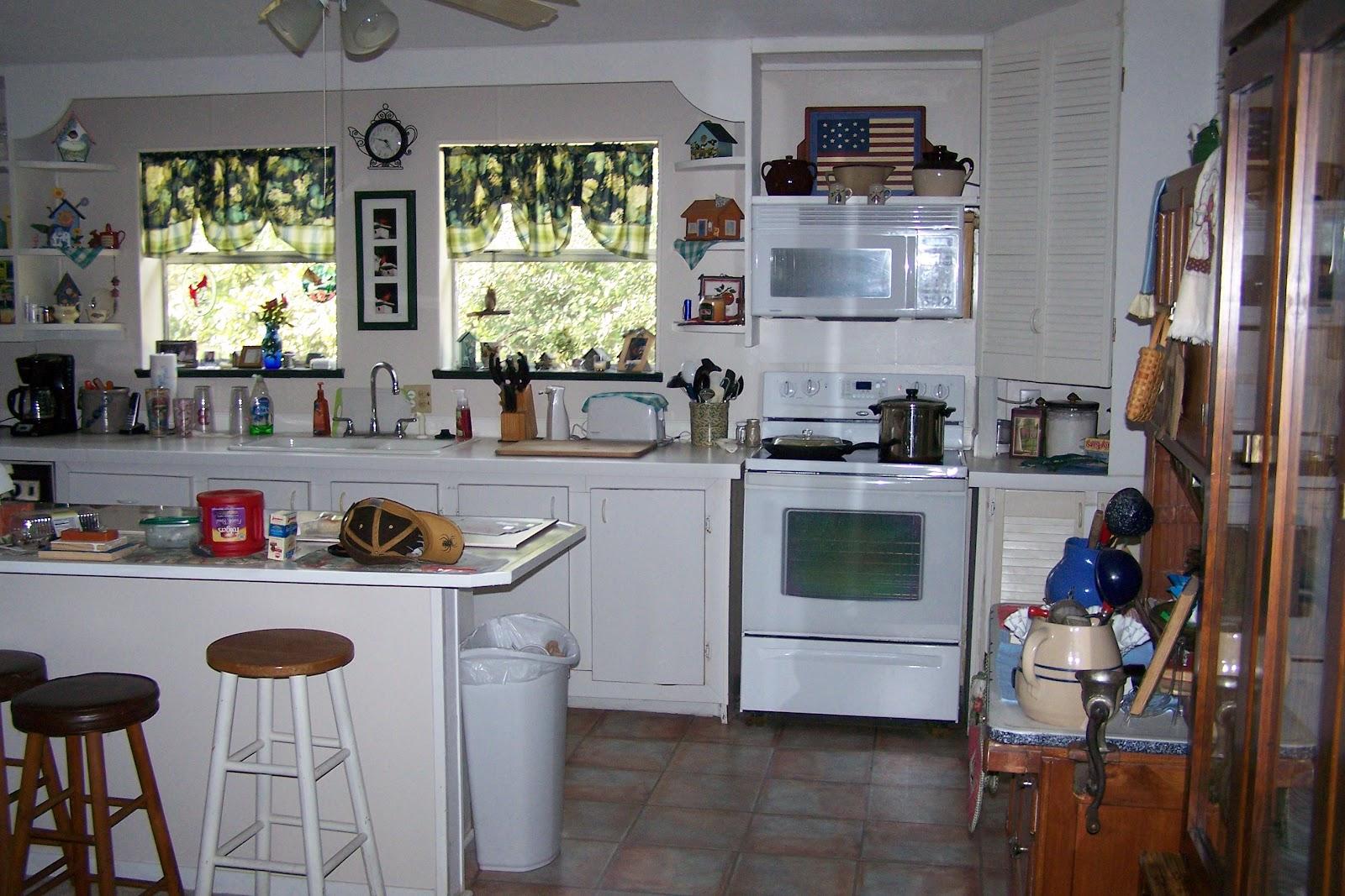 Open Up Kitchen