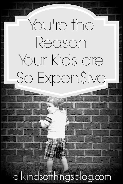 Kids are So Expensive
