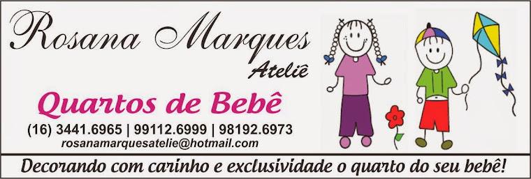 Rosana Marques Ateliê    Quartos de Bebê