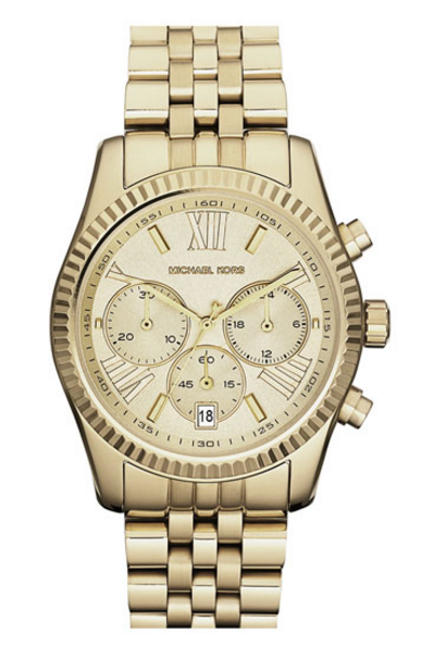 MK Lexington Watch, now only $112.48 (55% off) | Black Friday Sales