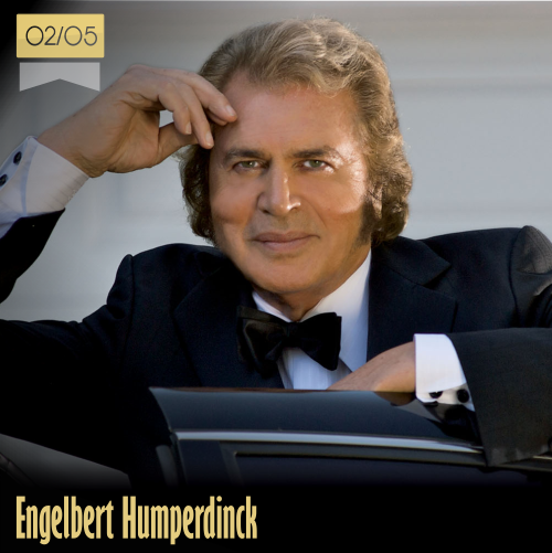 2 de mayo | Engelbert Humperdinck - @MusicaHoyTop | Info + vídeos