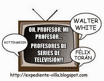 profesores series television