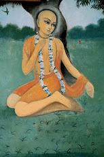 Oração ao jardineiro do amor, Sri Chaitanya