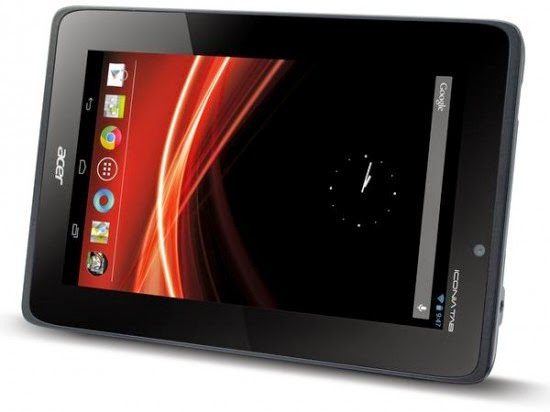 Harga tablet pc Acer Iconia Tab A110