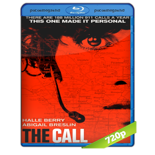 The Call | Linea de Emergencia | 2013 | BRRip 720p | Audio Ingles 5.1 | SUB ESPAÑOL (peliculas hd )