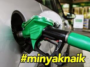 Thumbnail image for Harga Minyak Naik 1 April 2015 Tidak Benar