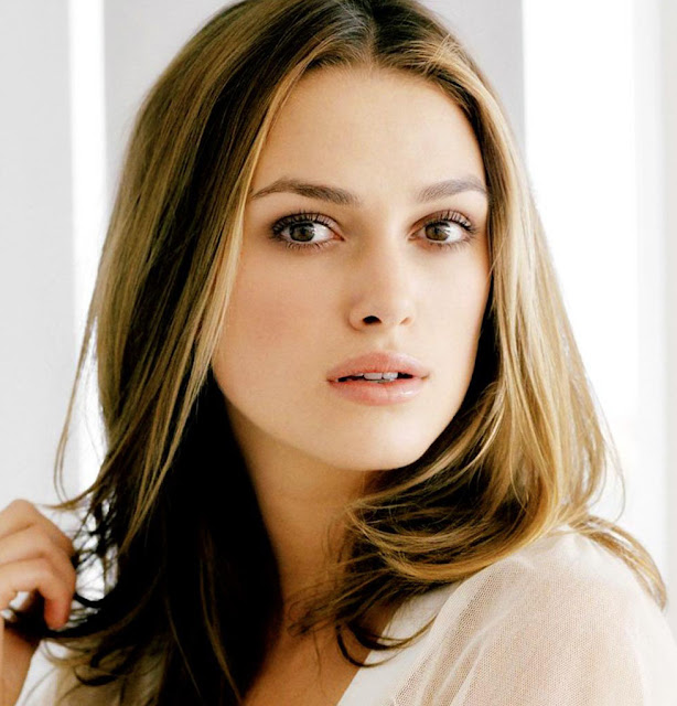 Keira Knightley Medium haircut