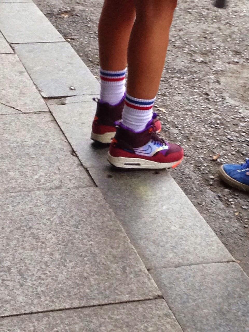 Artık çorapları çıkarmanıza gerek yok