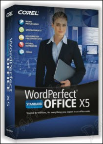 Corel WordPerfect Office X5 v15.0.0.512 - Full