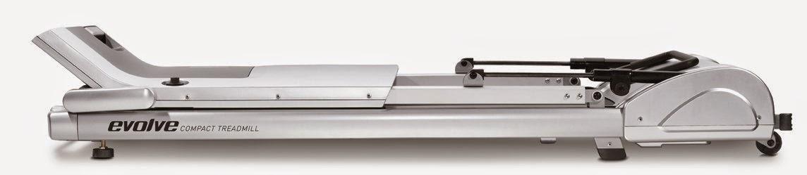 Horizon Evolve SG Fold Flat Treadmill