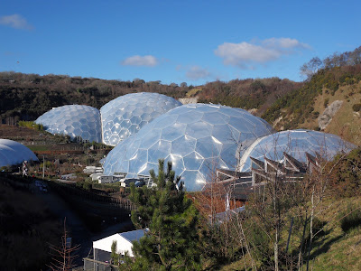 Eden Project St.Austell Cornwall