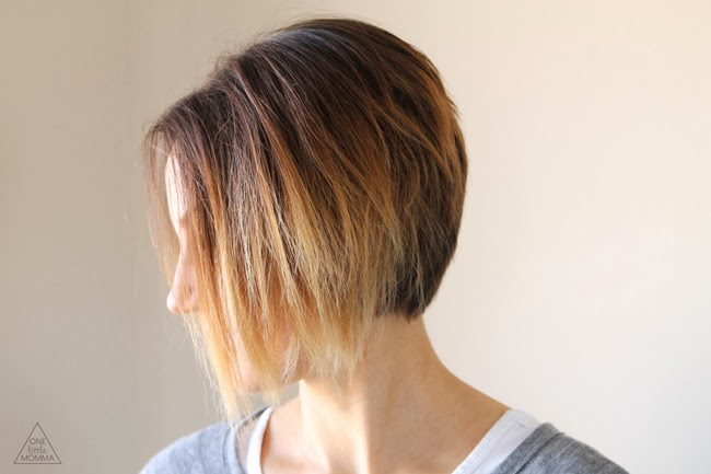 It's hard to imagine going back to long hair after this easy and chic ...