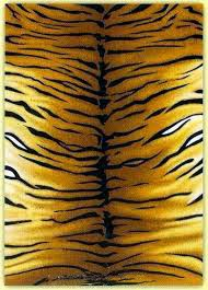 Grosir Selimut Rosanna Soft Panel Blanket Tiger
