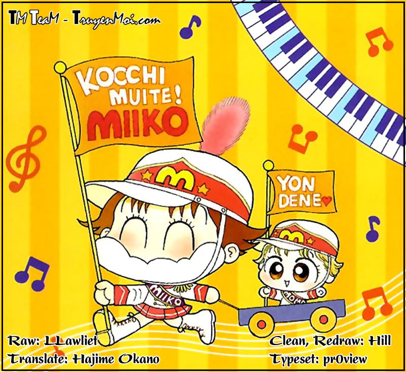 Kocchi Muite! Miiko chap 16 - Trang 18