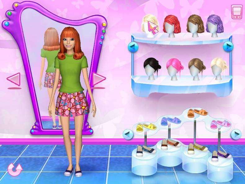 Barbie Fashion Show Game Free Download Full Version Games