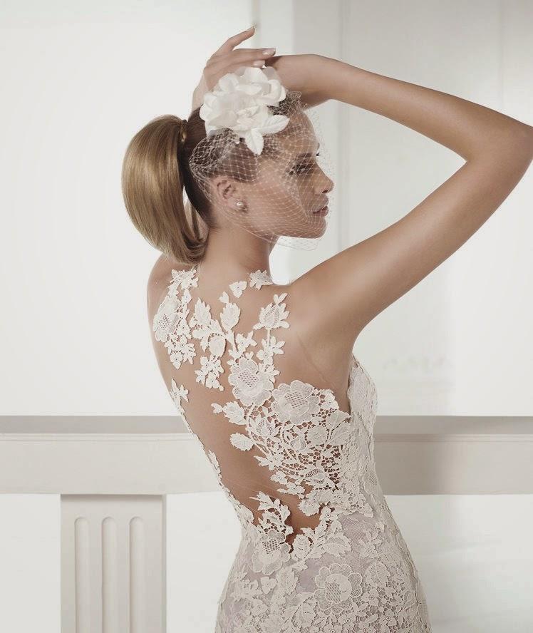 Tipos telas vestido de novia