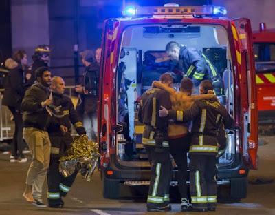 Tredning Topik #PrayForParis, Umat Islam Kutuk Teror Paris