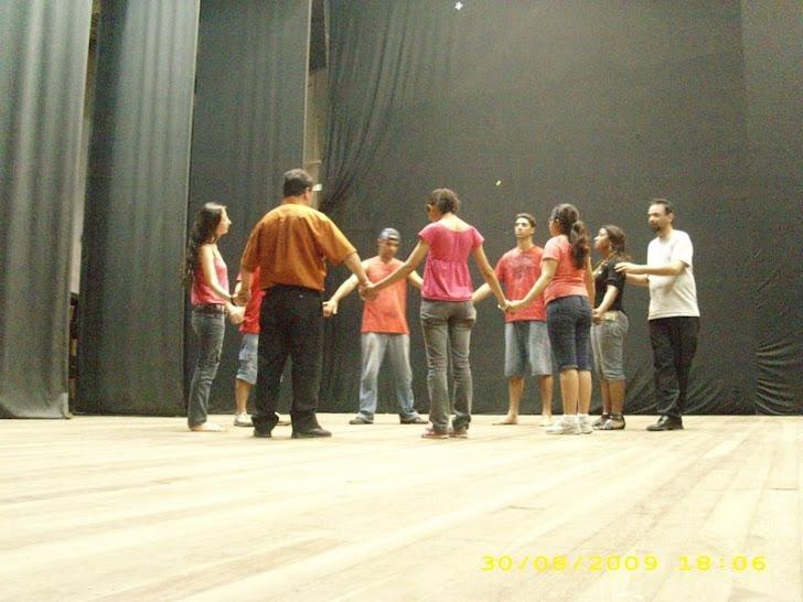 oficinas de direção teatral em jaguarão