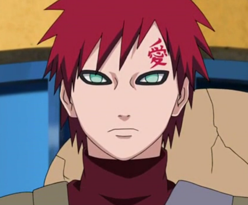 gaara naruto - photo #11