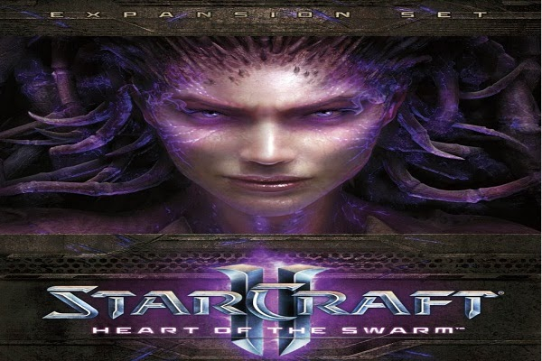 Starcraft ii heart of the swarm pc game full download for Star craft free download