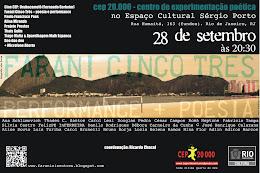 Cartaz p/CEP set2011