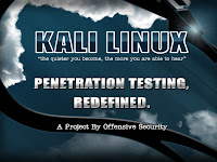 Kali Linux (Rebirth of BackTrack - Best Linux for Hacking) - FREE! ISO Downloads