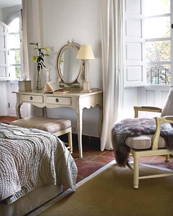 Decora tu vida diy bellas ideas para un tocador - Tocador moderno dormitorio ...
