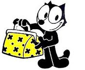Felix the Cat!