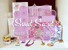 Sorteo Sweet Secret
