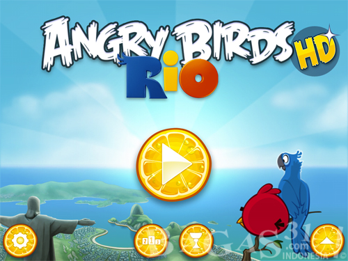 Angry Birds Rio v1.1 with Patch + Serial 2