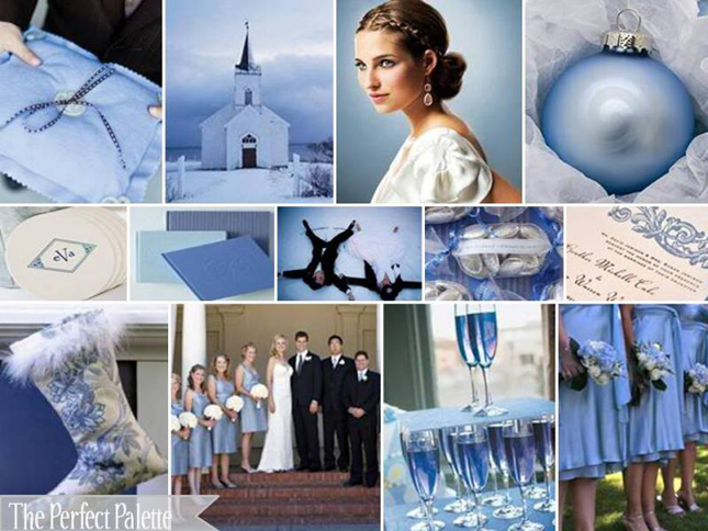 The Ultimate Color Guide for a Winter Wedding