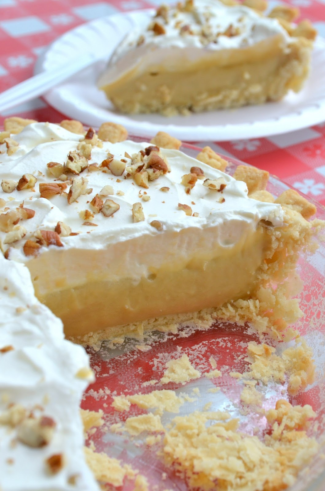 Pie on Sunday: Butterscotch at the Potluck