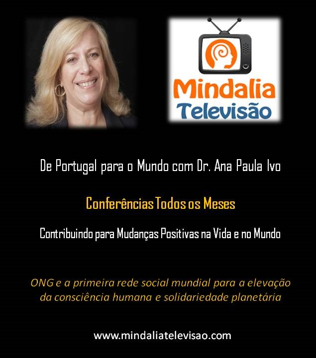 Presença Mensal na Mindalia Televisão