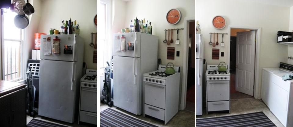 News from march 2011 there is also a dead space to the left of the refrigerator that houses the vacuum and mopbroom and another dead space on top of the fridge publicscrutiny Choice Image