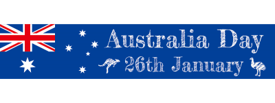 Happy Australia Day 2017