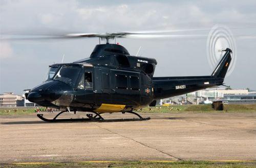TNI AD terima 4 helikopter Bell 412 EP