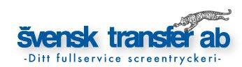 Svensktransfer reklamtryckare sedan 1955