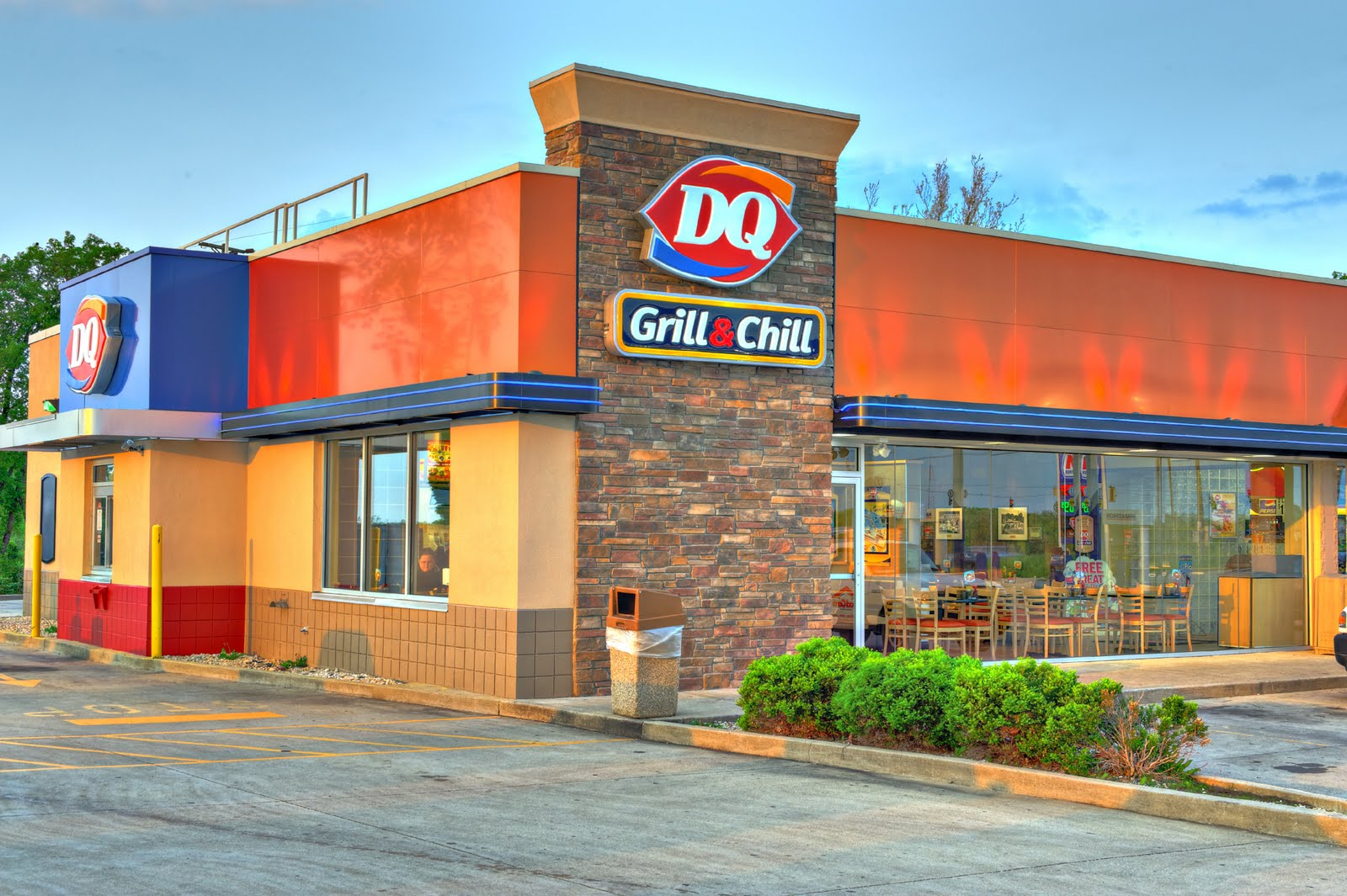 dq grill chill of walton stop by and see us sometime. Black Bedroom Furniture Sets. Home Design Ideas