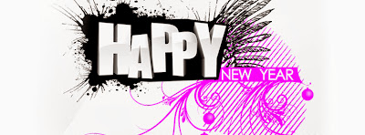 Latest Beautiful Happy New Year 2014 Facebook Covers