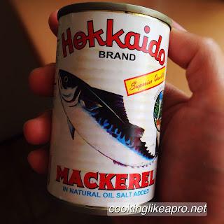 Hekkaido sardines