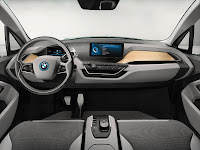 2012 BMW i3 Coupe Concept car pictures 4